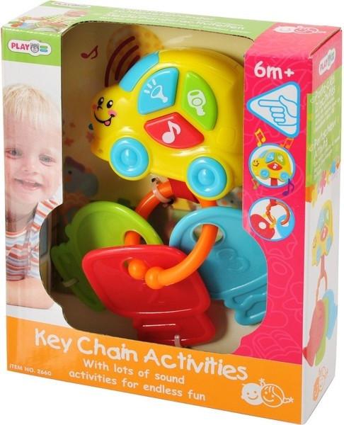 Развивающая игрушка Музыкальные ключи PlayGo 2660