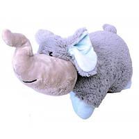 Декоративная подушка Pillow Pets Слоненок DP02418
