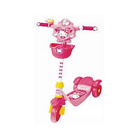 Скутер-самокат YaYa Hello Kitty с тормозами Y8013
