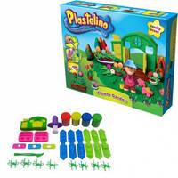 Набор для лепки Волшебный сад Plastelino NOR2847