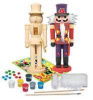 Игрушечный набор для творчества Masterpieceses Солдат Щелкунчик 21423
