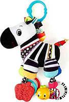 Подвесная развивающая игрушка Kids II Полосатые зверята - Зебра 9078
