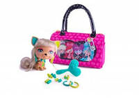 Домашний любимец VIP Pets Leah Bag N' Doll IMC toys Toys 711433