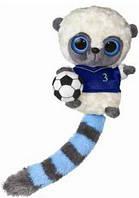 Игрушка AURORA Yoohoo 91404F Футболист синяя футболка 20 см