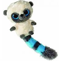 Мягкая игрушка Aurora Yoohoo Лемур голубой 25 см 70845B