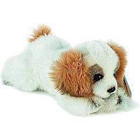 Мягкая игрушка AURORA Кокер спаниель белый 25 см G0563