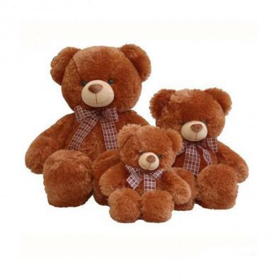 Медведь коричневый 30 см AURORA 89029A
