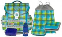 Ранец школьный McNeill Ergo Light plus Caro Green 9601138000 6 предметов, фото 1