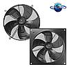 Осевой промышленный вентилятор Турбовент Сигма 450