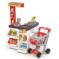 Детский супермаркет с электронной кассой Smoby 24069