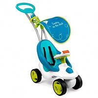 Машинка-каталка Smoby Bubble Go Blue 413000