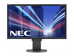 27''TFT, NEC EA273WMi LED IPS (6ms, VGA, DVI, HDMI, DP, USB) Black