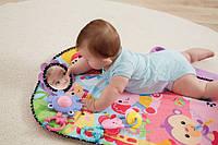 Игровые развивающие коврики для малышей