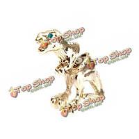 1шт панк динозавр дракон животное прокола уха серьга мужская