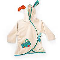 Lilliputiens - Детский халат собачка Джеф