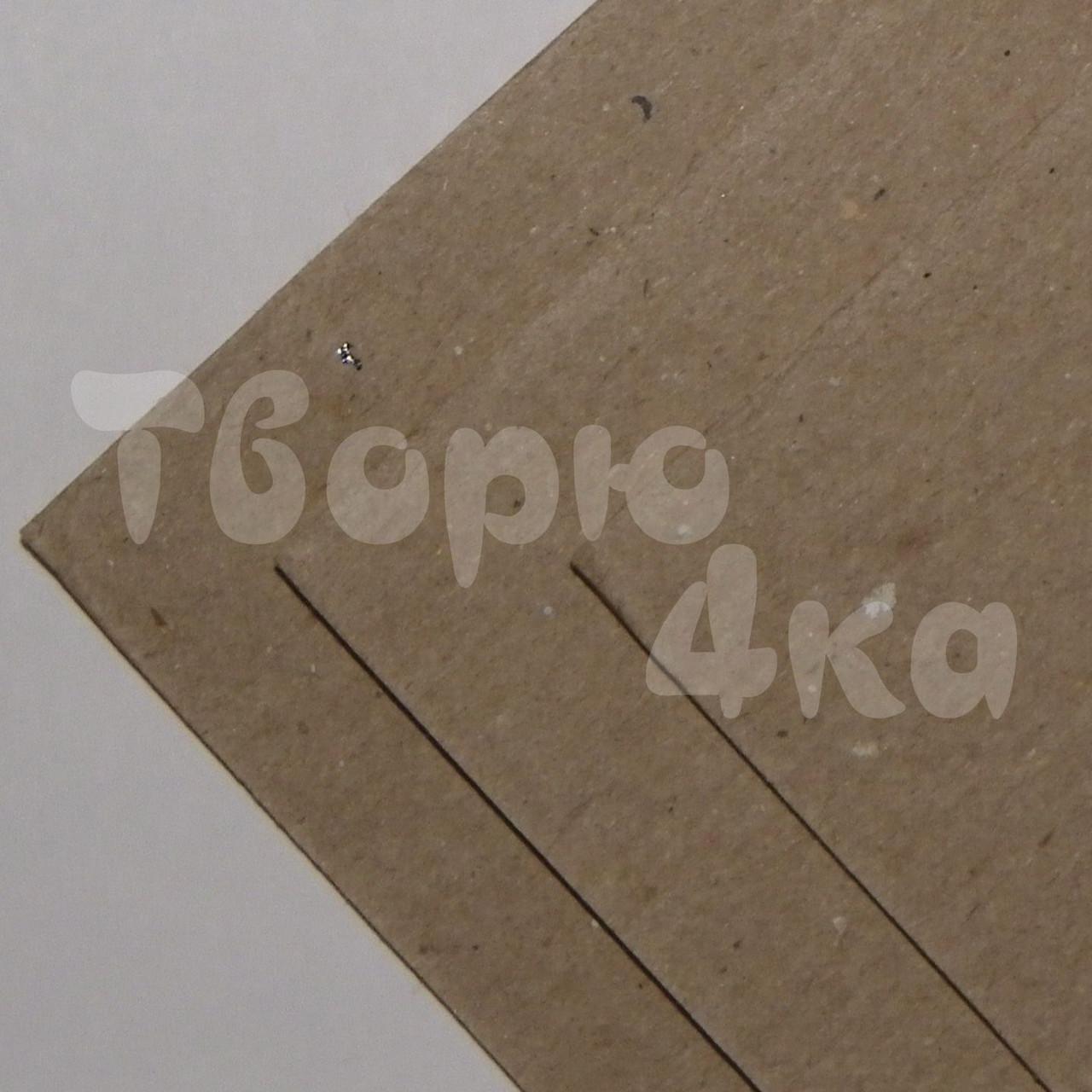 Картон переплетный 1,25 мм А3+