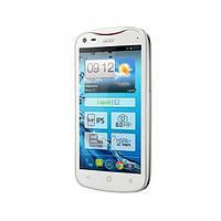 Бронированная защитная пленка для экрана Acer Liquid E2 Duo (V370)