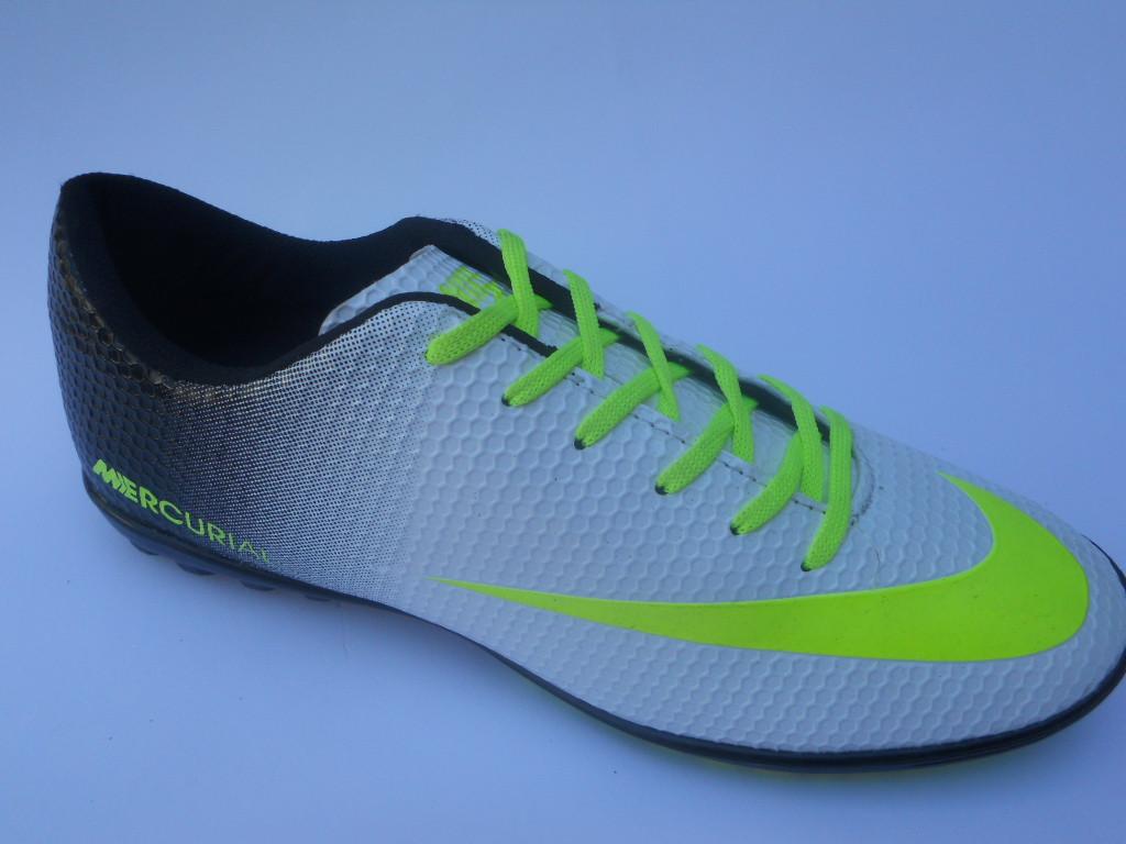 Брендовые мужские кроссовки для футбола сороконожки бутсы копия Nike  Mercurial 7 км - Lider - интернет e75802d3975