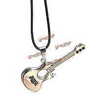 Гитара музыкальные инструменты шарма люди мальчик цепи ожерелье