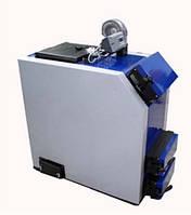Стальной напольный твердотопливный котел Logica 50 кВт