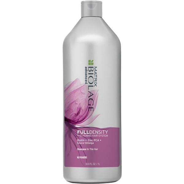 Шампунь для уплотнения тонких волос