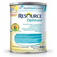 Nestlé Resource Optimum, 400 г.