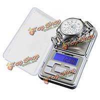 500 х 0.1г портативный цифровой электронный грамм Вес изделия весах