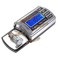 100г х 0.01г Mini Карманный украшения золото цифровой грамм баланс вес масштаба