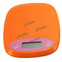 7kgx1-граммовая цифровая продовольственная диета почтовый кухонный электронный ЖК-монитор масштаба веса драгоценностей