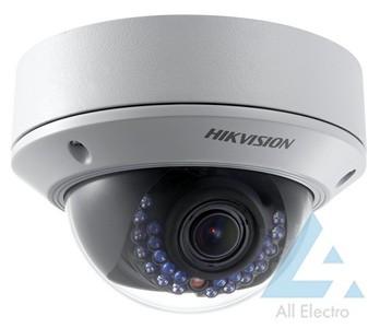 Купольная камера Hikvision DS-2CD2742FWD-IS