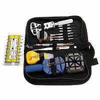 371шт часы комплект для ремонта инструмент часовщика нож для снятия пружинный штифт бар с корпусом