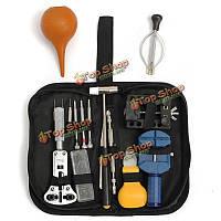Часы ремонт набор инструментов кейс нож ссылка полосы снятия пружины панели инструментов