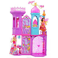 Barbie Радужный замок Барби DPY39 Rainbow Cove Princess Castle Playset