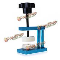 Смотреть кристаллический пресс-часовщики инструмент вращения компрессора небольшой