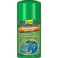 Tetra Pond Torf and Stroh Extrakt препарат для предотвращения появления водорослей, 250мл