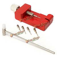 6шт смотреть полоса ремешок соединительный штырь для снятия молота 4 Extra булавки набор инструментов для ремонта