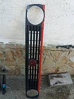 Решетка радиаторная Golf 2 / Гольф 2 (оригинал) на 2 фары