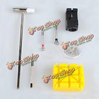 7 шт часы ремонт набор инструментов набор pin ремень Remover в