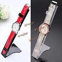 Пластиковые наручные часы дисплеи стойки держателя шоу стенд магазин розничной витрины моду