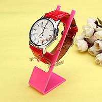 Пластиковые браслеты наручные часы стойки дисплеи витрину стенд держатель