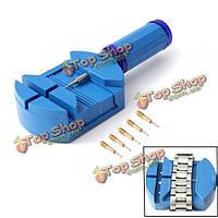 Связь ремешка для часов прикрепляет инструмент ремонта ремня часов монтажника съемника