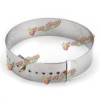 Металлический браслет колеи запястье руки браслет сайзер измерения размеров инструмента