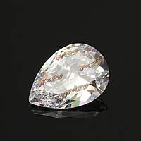 13x18мм прозрачный сердце драгоценный камень DIY изготовление ювелирных изделий украшают