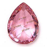 20x15мм розовое сердце сапфировое специальный цвет блестящий рыхлый драгоценный камень дизайн драгоценный камень