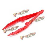 Красный пластиковый щипцы инструмент для Hama бисера DIY аксессуары