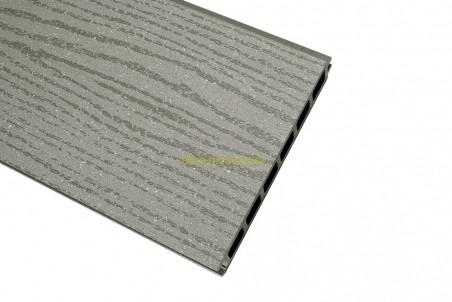 ДПК террасная доска Хольцдорф  Impress (Импресс) 182х18х2400 мм графит