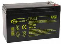 Аккумуляторная батарея 12В 7.5 Ач Gemix (LP12-7.5)