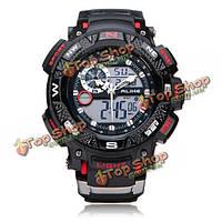 Подобно ak1389 спорта Дата хронограф задний свет черные мужские наручные часы