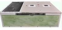 Брудер (ясли) для цыплят + Инкубатор на 80 яиц Курочка Ряба с цифровым терморегулятором DI