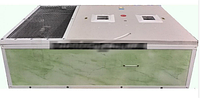 Брудер (ясли) для цыплят + Инкубатор автоматический на 80 яиц Курочка Ряба с цифровым терморегулятором, корпус